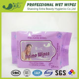 Feminine Wet Wipes Cosmetic Removal Wet Tissues for Cleaning Use