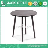 Aluminum Round Table Outdoor Round Table (Magic Style) Garden Side Table Cafe Club Table