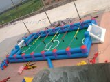 Human Table Inflatable Game Soccer Football Arena