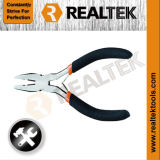 Mini Combination Pliers with Bi-Color Dipped Handles