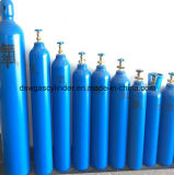 Seamless Sreel 10L Nitrogen/Oxygen/Argon/CO2/Acetylene Gas Cylinder