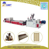 Plastic WPC Wood-Composite PVC Frame Door Profile Making Machine Extruder
