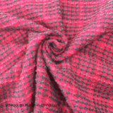 Ready Lighter Check Wool Fabric