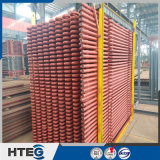 Power Plant Boiler High Frequency Spiral Finned Tubes Economizer