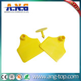 860-960MHz RFID Animal Ear Tags with Higgs 3 Chip