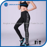 New Fashionable Women Workout Leggings with Emotions Side