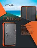 9000mAh Intelligent Solar Power Bank