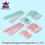 Simple Design Paper Jewelry Box