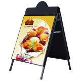 Portable Advertising Folding A1 or Customized Aluminum Poster Stand