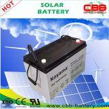 Gel Deep Cycle Battery Lead-Acid Type 12V100ah for Solar System