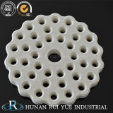 High Temperature Electric Alumina Ceramic Heater Radiant Tube for Furnace