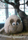Natural Boulder Stone Animal Statue Sculpture