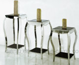 Modern Simple Style Stainless Steel Furniture Plant Stand (DF1002)