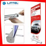 Adverting Materials Single Foot Hand Held Roll up Banners Standees/Pull up Banner