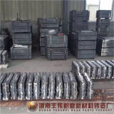 High Manganese Impact Crusher Mining Wear Parts Plate Parts