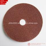 "4"", 4.5"", 5"", 6"" 7"" Round Hole Aluminium Oxide Abrasive Fiber Disc"