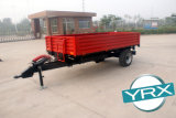 Hot Sale 3t Single Axle Dump Truck Trailer in Trailers