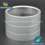 Die Casting with Threaded Aluminum Sleeve Cover Case Fixture (DC26038)