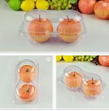 blister packaging clear disposable plastic fruit fresh PVC clamshell