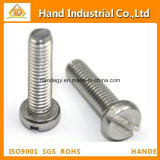 Chinese Manufacturing Pan Head Slotted Screws