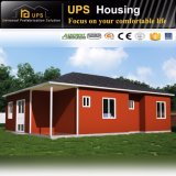 SGS Certificated Prefabricated Houses China with Long Life Span