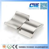 N40 Or19.05xir15.875xt19.05mm Permanent Neodymium Arc Magnet