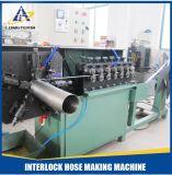 Interlocked Exhaust Pipe Making Machine