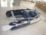Cheap China Factory Aluminium Floor PVC Inflatable Boat