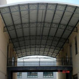 Painting/Galvanized/Exporting Steel Structure Passageway/Corridor (SP-004)