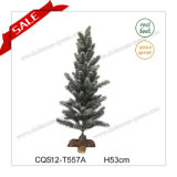 H1.8 Feet Wholesale Professional Supplier PE+PVC LED Christmas Tree