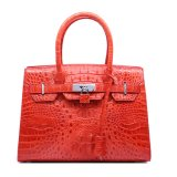 2017 Fashion Designer Handbags OEM Brand Genuine Leather Tote Bag