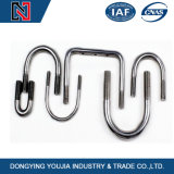 Long Stainless Steel Square Bend U Bolts