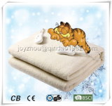 Synthetic Electric Heated Heating Blanket with BSCI Certificate