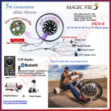 Bluet Programmable! 48V 1000W Magicpie 5 Electric Bike Motor with LiFePO4 Battery