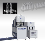 CE Approved Pet Semi-Automatic Blow Molding Machine (CSD-2P-4)