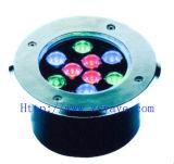 9W LED Underground Light, LED Buried Light, LED Flood Light (YAYE-BD9WE05)
