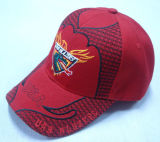 Hot Sale Baseball Cap with 3D Logo - 1043