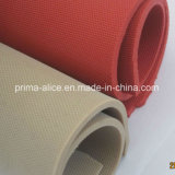 Pure NR Rubber Sheet with Fabric Finish Double Side
