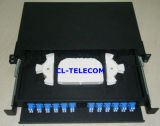 Fiber Optic Patch Panel 24cores LC Type Port