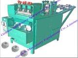Stainless Steel Spiral Cleaning Ball Scrubber Scourer Machine