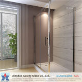 Clear Toughened/Tempered Glass for Bath Glass with Certification