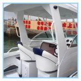 Hot Sale Australia Design 6.25m Cuddy Cabin Aluminum Boat