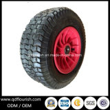 16 Inch Wheelbarrow Tyre Pneumatic Rubber Wheel for Sale