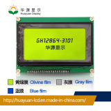 Graphic 3.3V Stn Factory Price 128X64 LCD Module