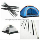 Fiberglass FRP Tent Rod, GRP Tent Rod