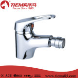 Single Lever Brass Bidet Mixer in Chrome (ZS54804)