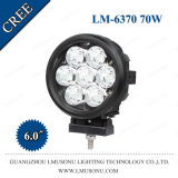 High Efficency Round 6 Inch 70W Working Light LED CREE