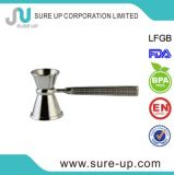 Stainless Steel Double Jigger with Handle (OSDM)