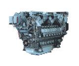 Original Mtu Diesel Engine and Spare Parts (MTU493, MTU538, MTU595)