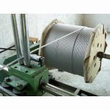 Stainless Steel Wire Rope 1*19-2mm, 2000m/Reel